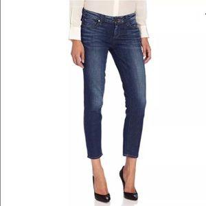 Paige Anthropologie Kylie Crop Skinny Jeans 29